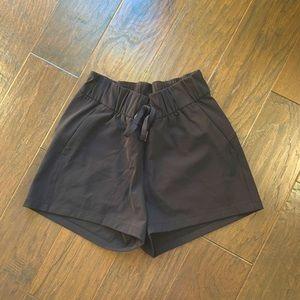 Lululemon- On the Fly Shorts
